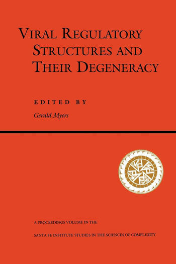 Viral Regulatory Structures And Their Degeneracy book cover