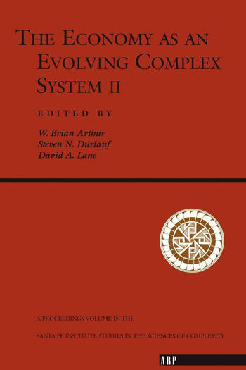 The Economy As An Evolving Complex System II book cover