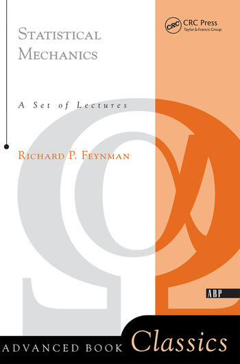 Statistical Mechanics A Set Of Lectures book cover