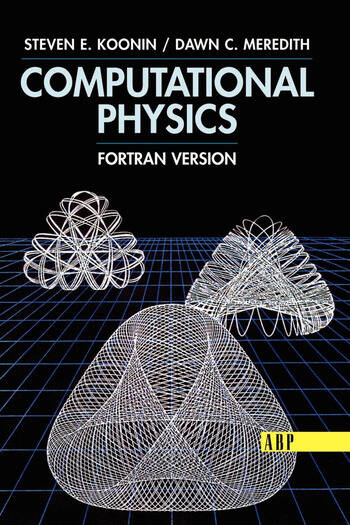 Computational Physics Fortran Version book cover