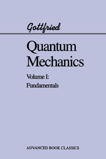 Quantum Mechanics Fundamentals book cover