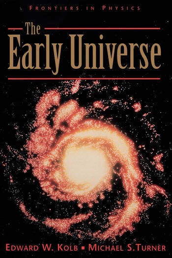 The Early Universe book cover