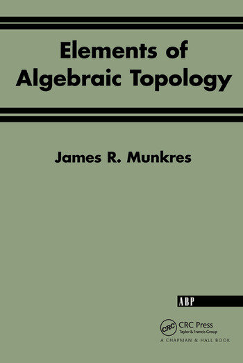 Elements Of Algebraic Topology book cover