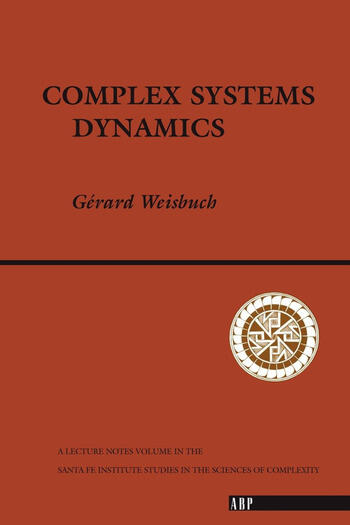 Complex Systems Dynamics book cover