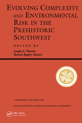 Evolving Complexity And Environmental Risk In The Prehistoric Southwest book cover