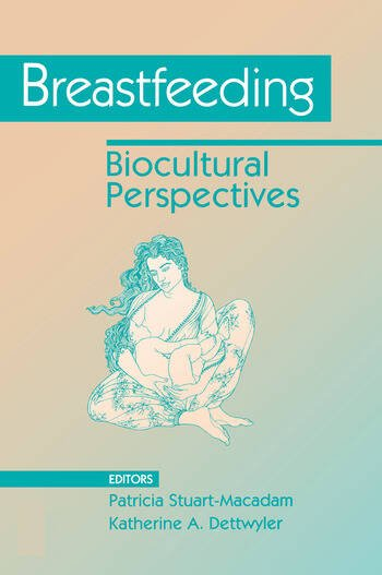 Breastfeeding Biocultural Perspectives book cover