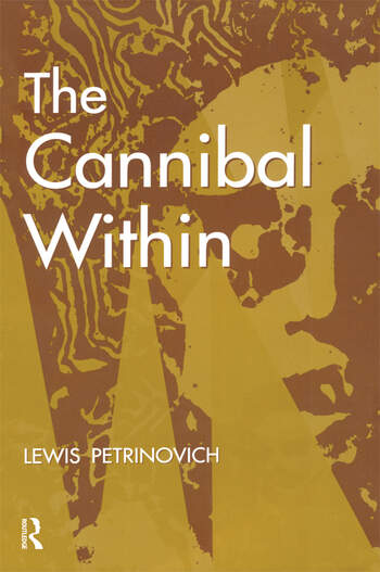 The Cannibal within book cover