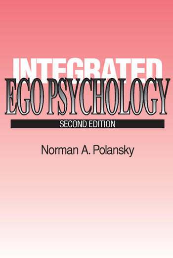 Integrated Ego Psychology book cover