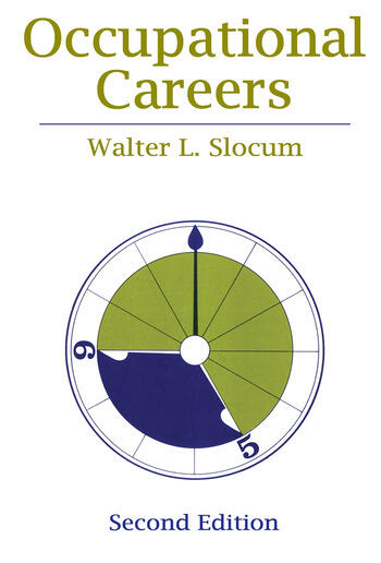 Occupational Careers book cover