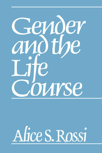 Gender and the Life Course book cover