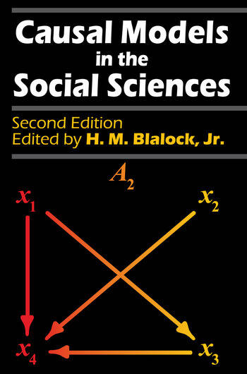 Causal Models in the Social Sciences book cover