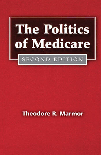 The Politics of Medicare book cover