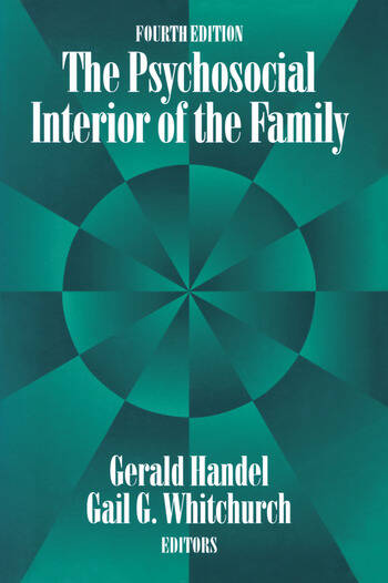 The Psychosocial Interior of the Family book cover