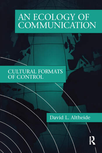 Ecology of Communication book cover