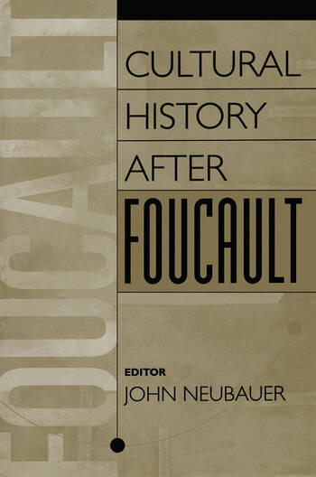 Cultural History After Foucault book cover