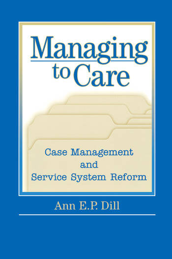 Managing to Care book cover