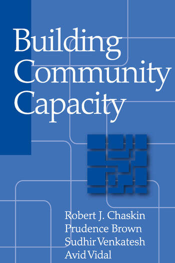 Building Community Capacity book cover