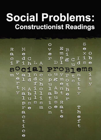 social problems constructionist readings crc press book