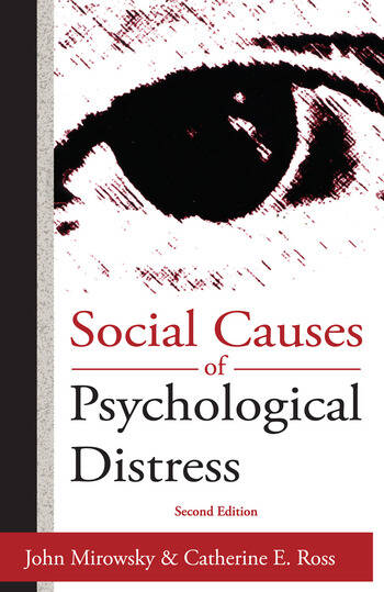 Social Causes of Psychological Distress book cover