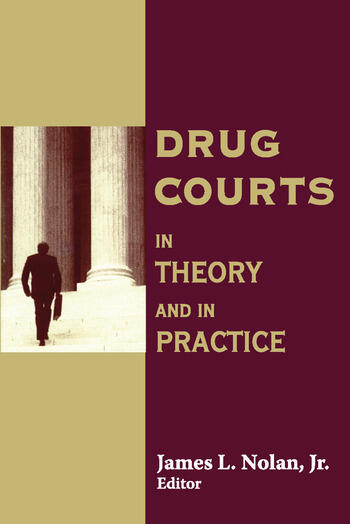 Drug Courts In Theory and in Practice book cover