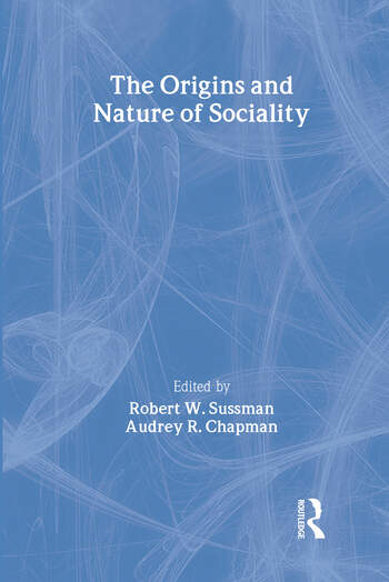 The Origins and Nature of Sociality book cover