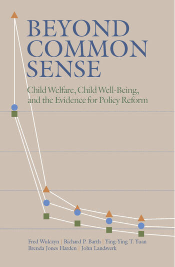 Beyond Common Sense Child Welfare, Child Well-Being, and the Evidence for Policy Reform book cover