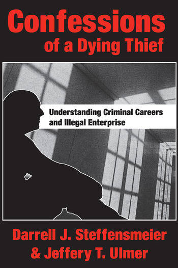Confessions of a Dying Thief book cover