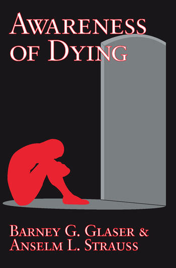 Awareness of Dying book cover