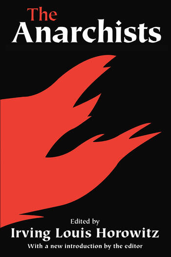 The Anarchists book cover