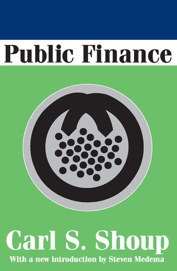 Public Finance book cover