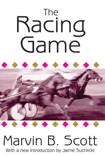 The Racing Game book cover