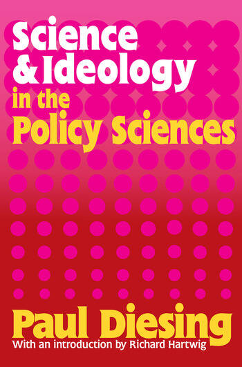 Science and Ideology in the Policy Sciences book cover