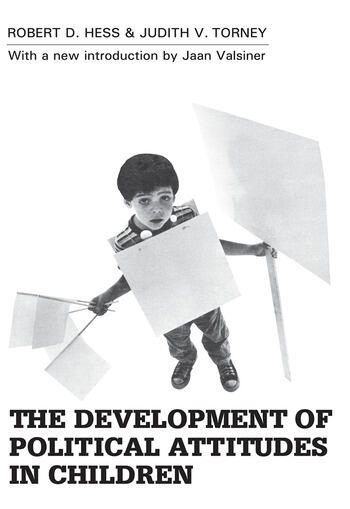 The Development of Political Attitudes in Children book cover