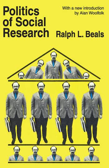 Politics of Social Research book cover