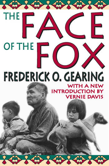 The Face of the Fox book cover