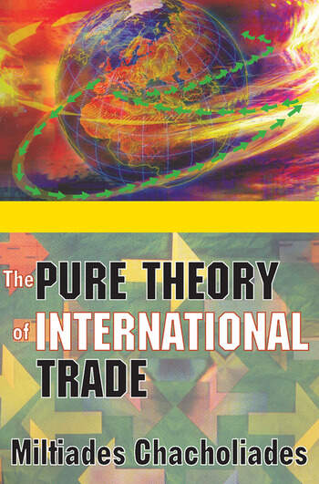 The Pure Theory of International Trade book cover