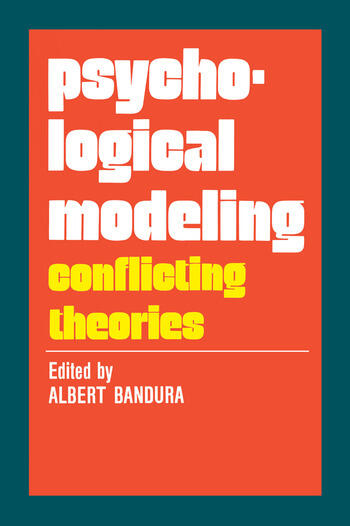 Psychological Modeling Conflicting Theories book cover
