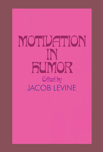 Motivation in Humor book cover