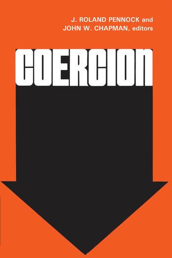 Coercion book cover