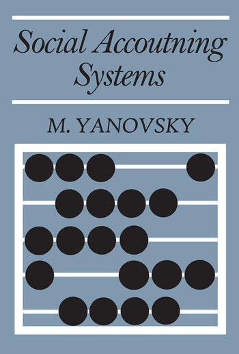 Social Accounting Systems book cover