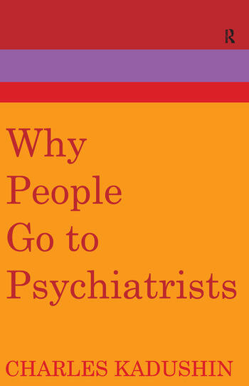 Why People Go to Psychiatrists book cover