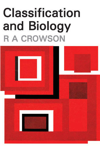 Classification and Biology book cover