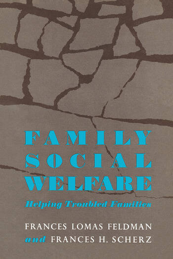 Family Social Welfare Helping Troubled Families book cover