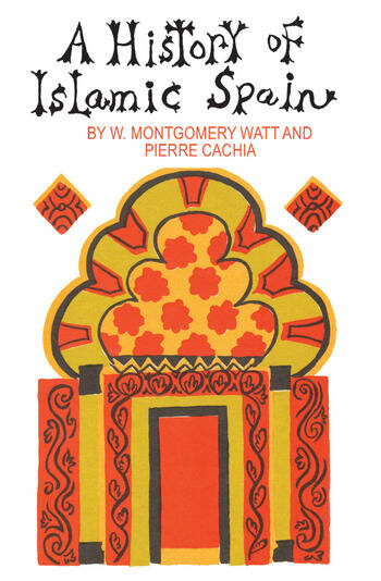A History of Islamic Spain book cover