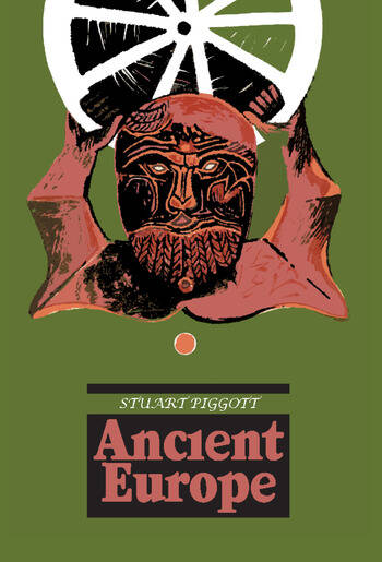 Ancient Europe book cover