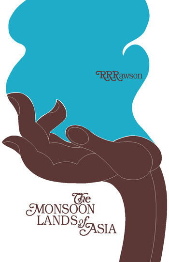 The Monsoon Lands of Asia book cover