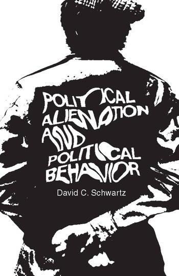 Political Alienation and Political Behavior book cover