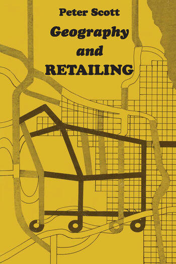 Geography and Retailing book cover