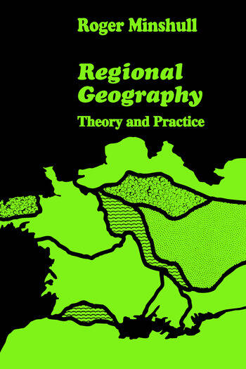 Regional Geography Theory and Practice book cover