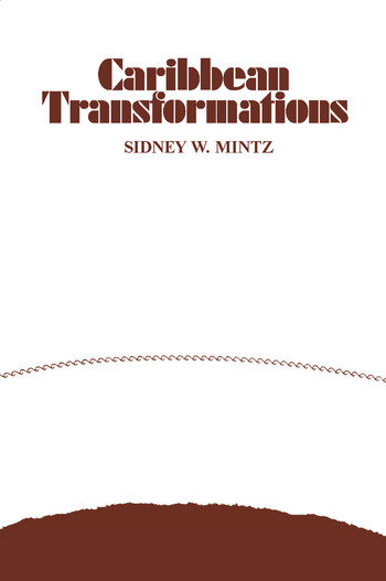 Caribbean Transformations book cover